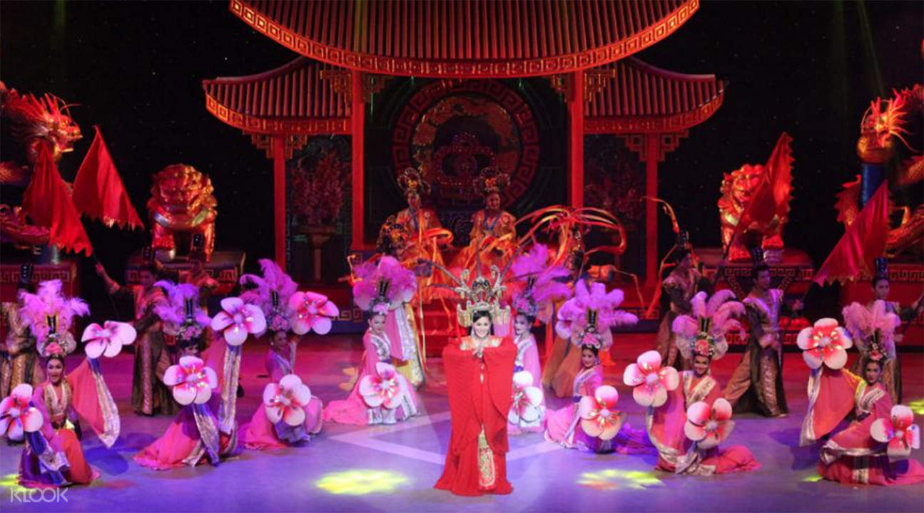 Rosana Broadway 國際人妖秀