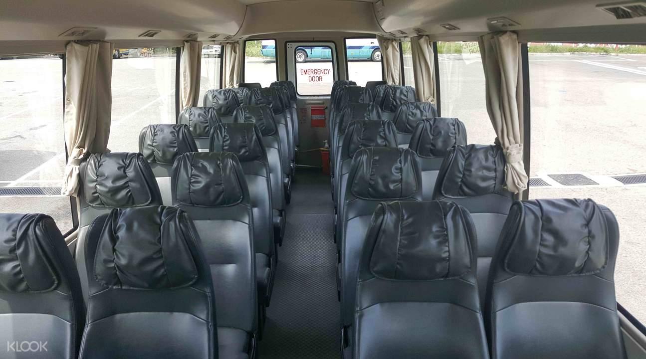 機場巴士香港機場至各區酒店