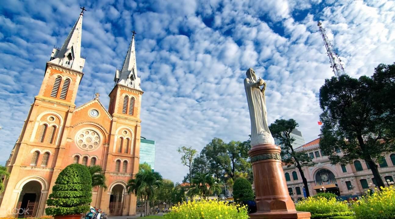 ベトナム・サイゴン大教会