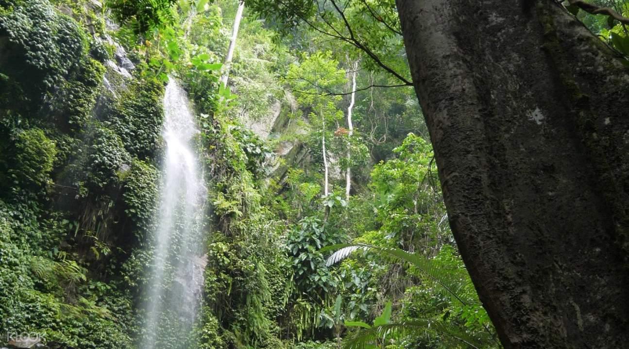 Air Tejun waterfall Royal Belum State Park