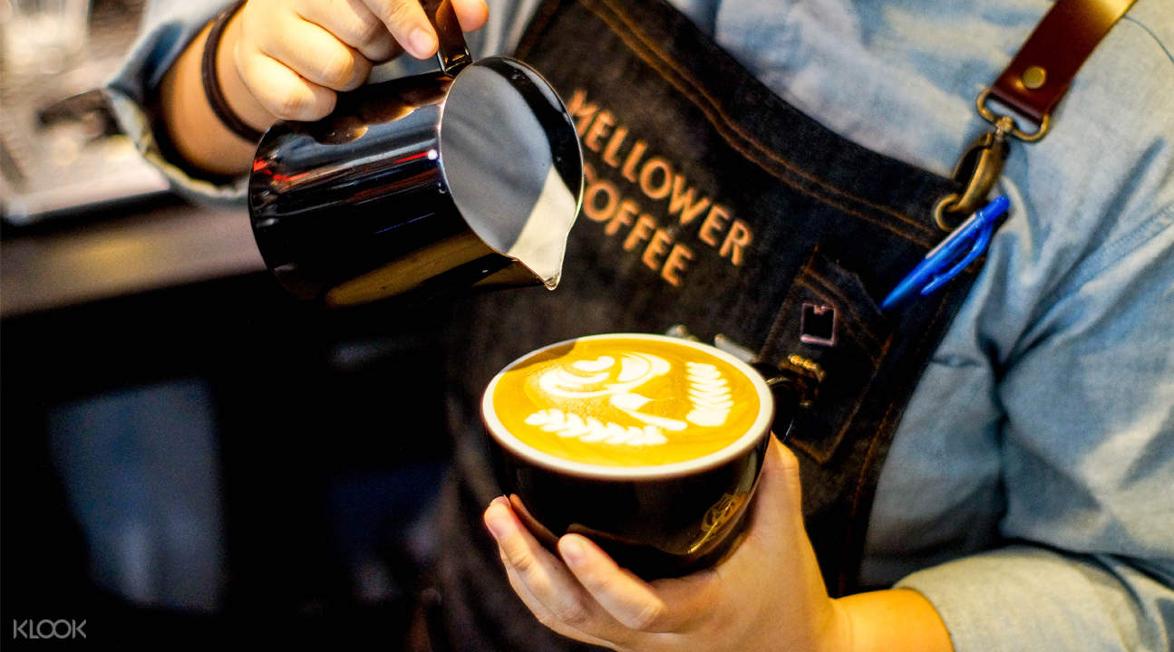 Mellower Coffee at Mellower Coffee in Bugis