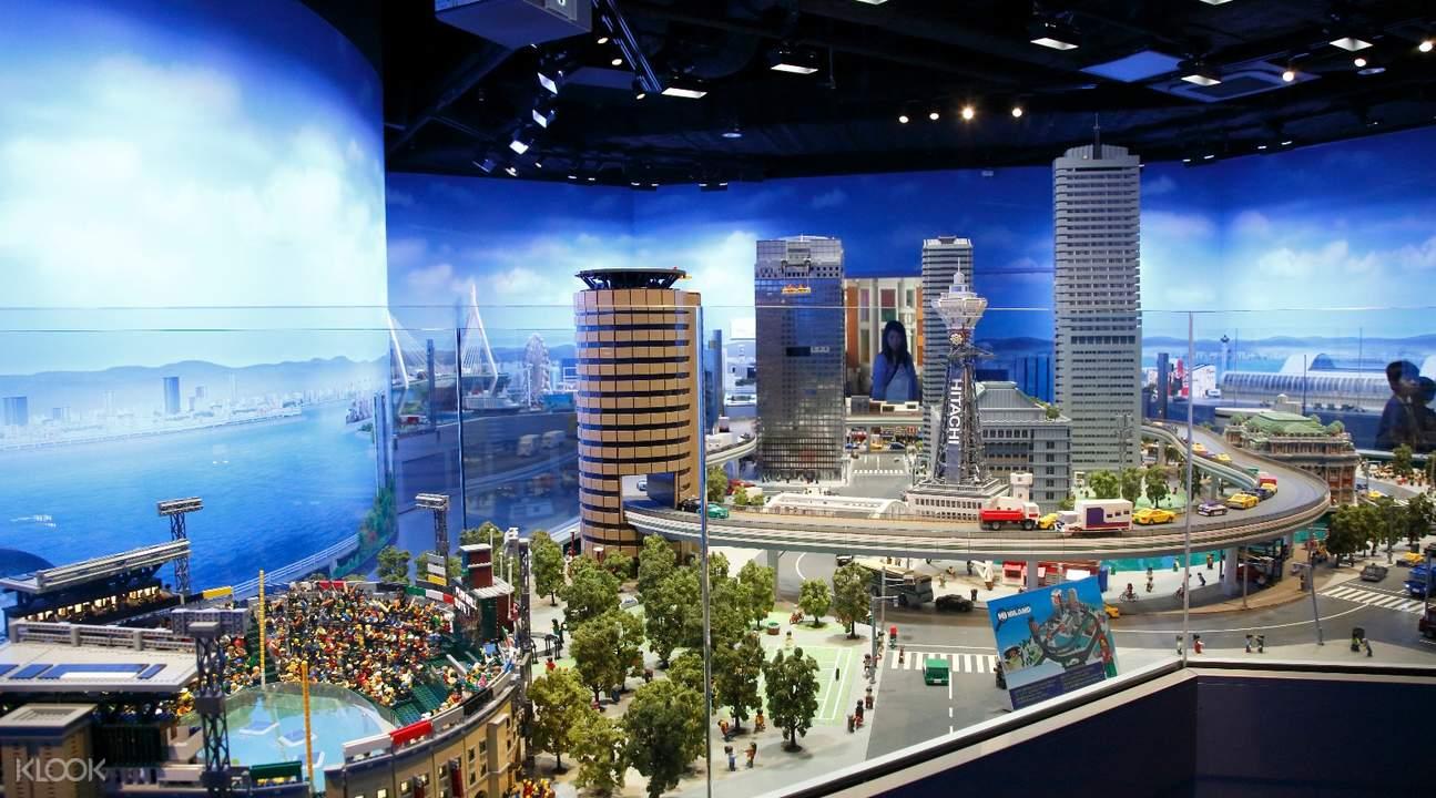 Osaka LEGOLAND Discovery Center Ticket