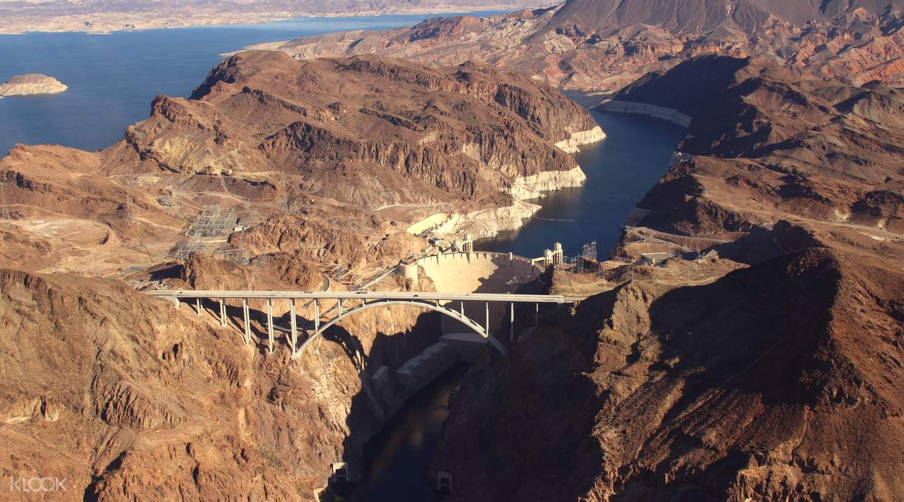拉斯維加斯 & 胡佛水壩直升機觀光之旅