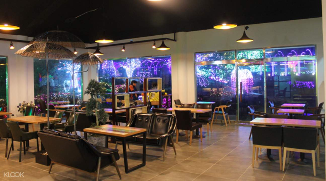 jeju light garden cafe
