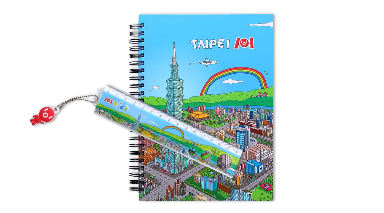 台北101觀景台親子雙人套票 - 外籍遊客限定