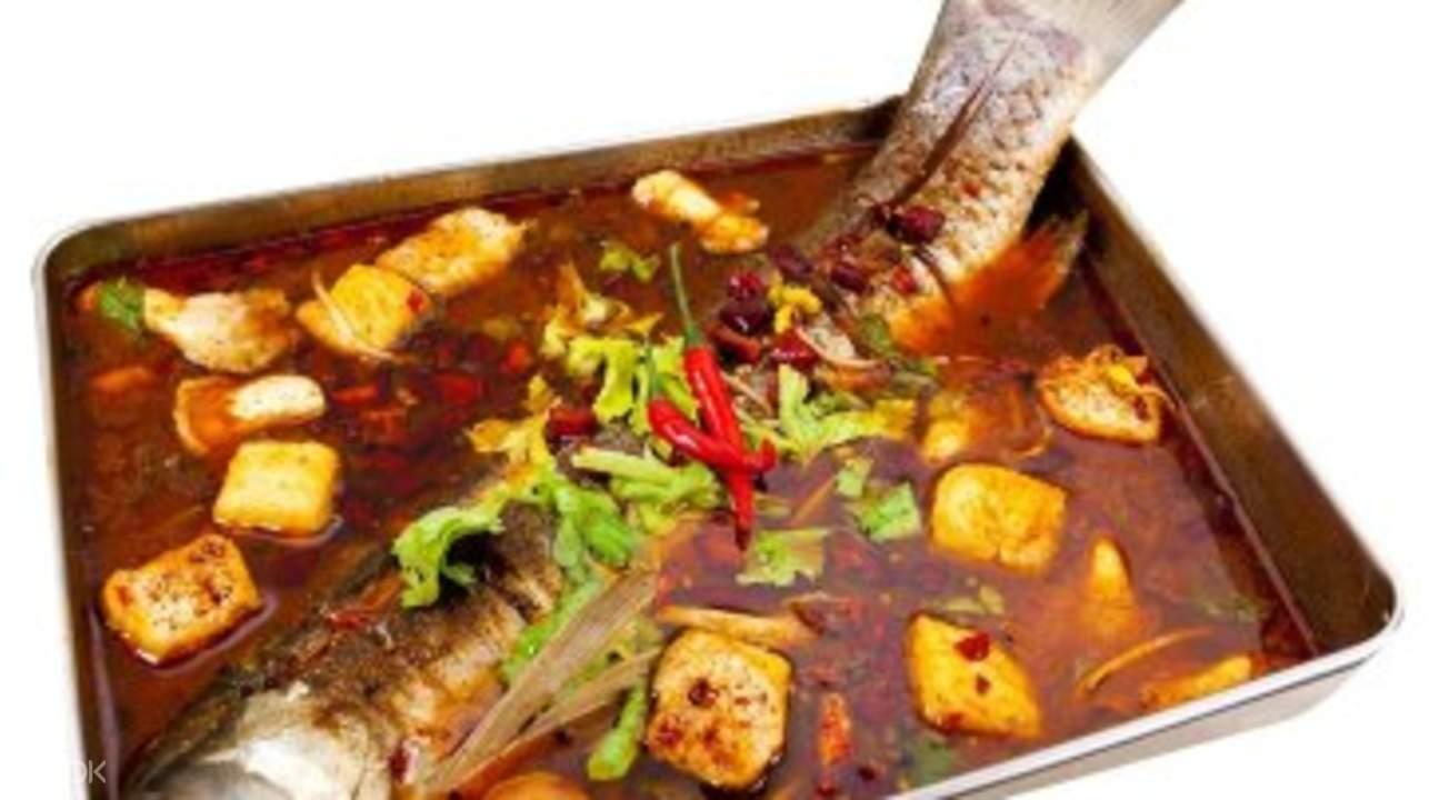 香港满堂红火锅自助餐