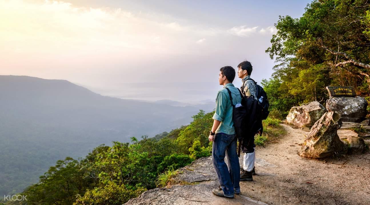 考艾國家公園定制遊(曼谷出發)