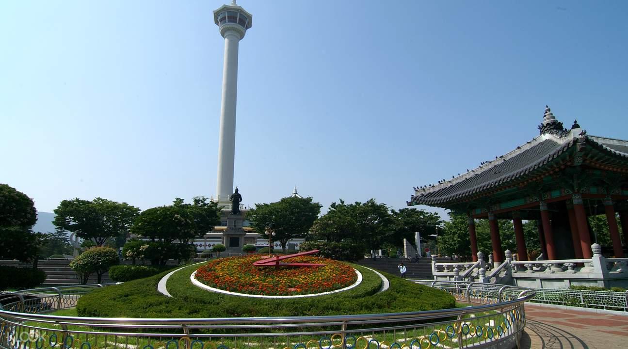 busan tower ticket