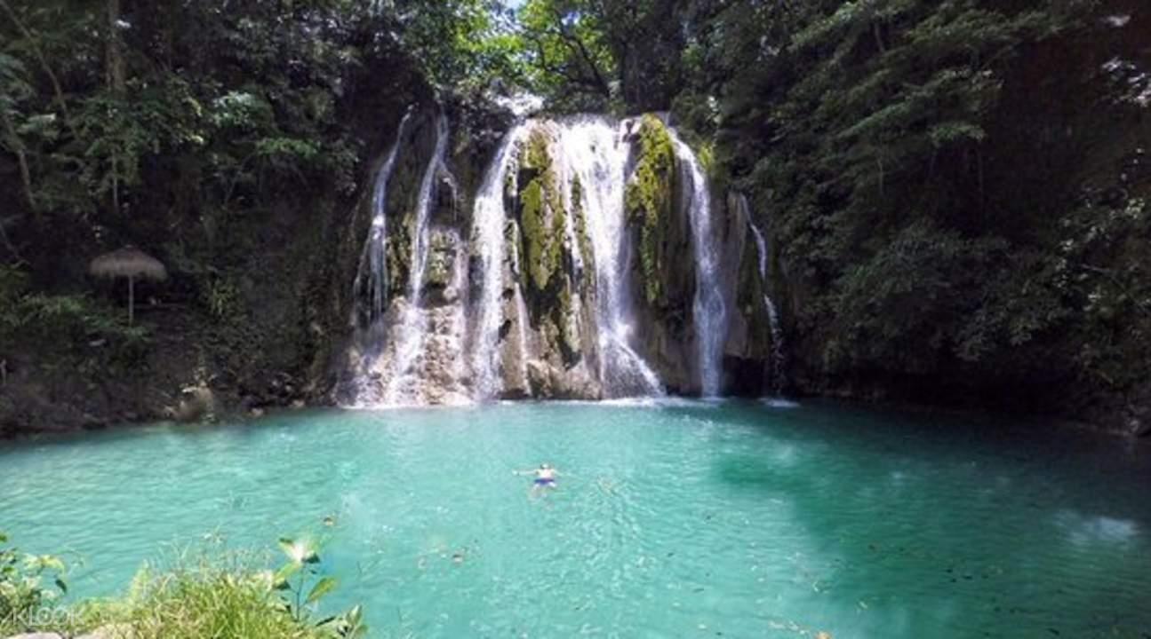 Daranak and Tumalog Falls