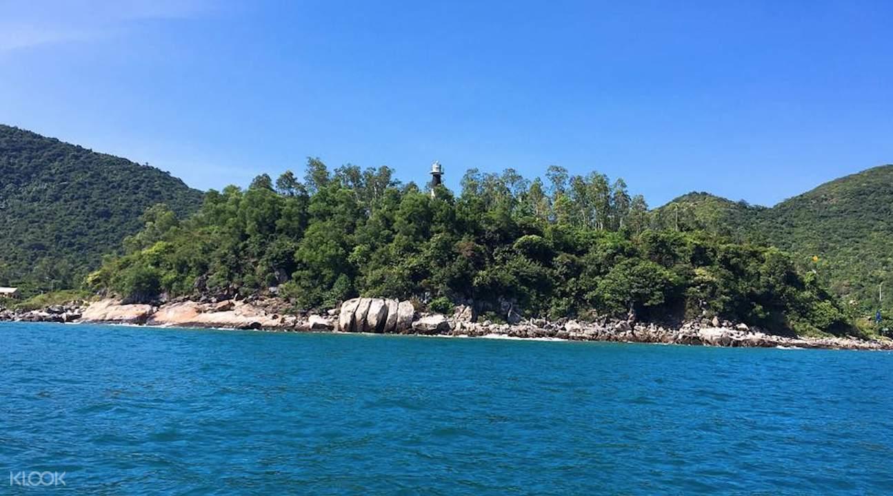 佔婆島一日遊