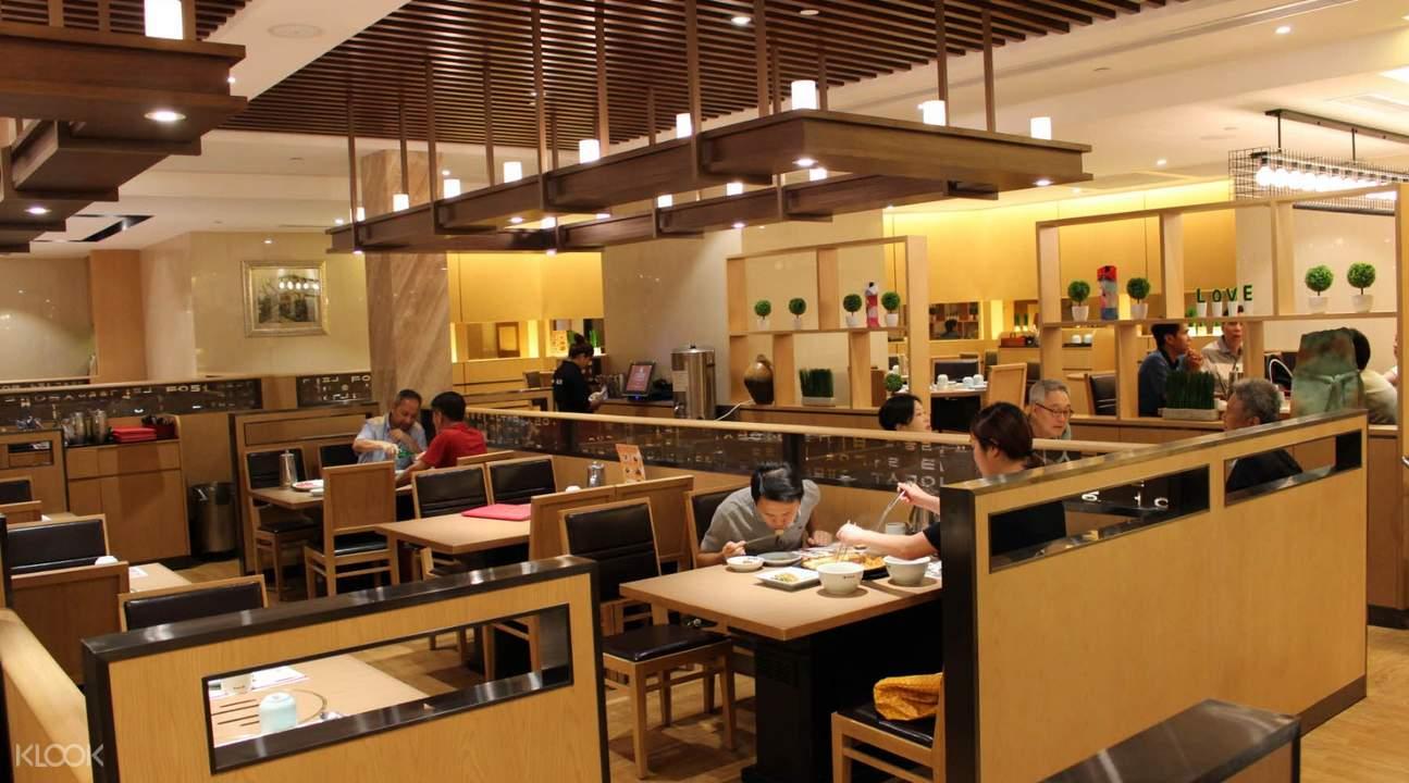 香港尖沙咀新罗宝韩国餐厅