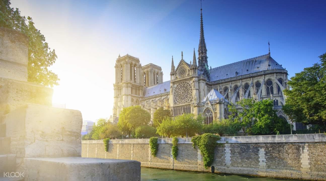 巴黎聖母院大教堂