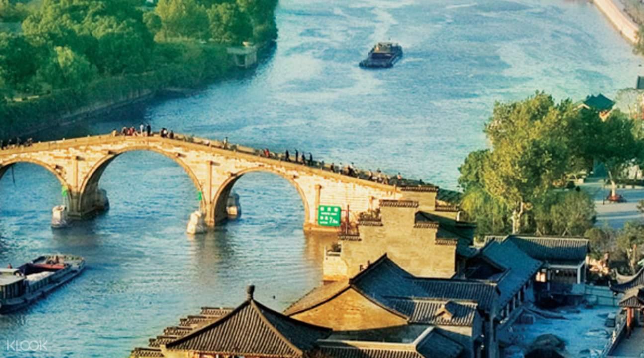 京杭大运河日间游船