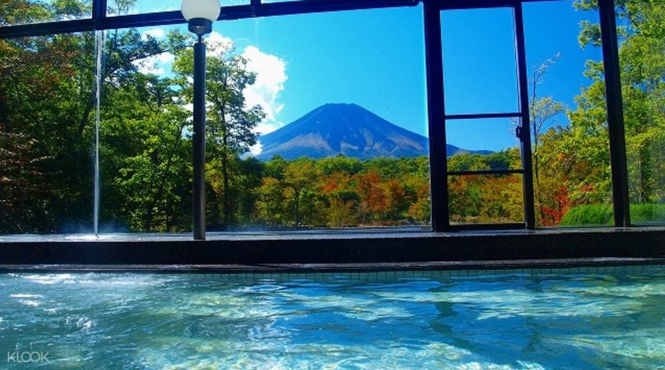 紅富士溫泉