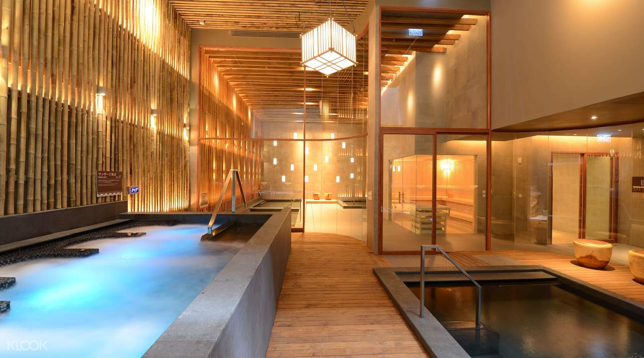 let's relax onsen spa