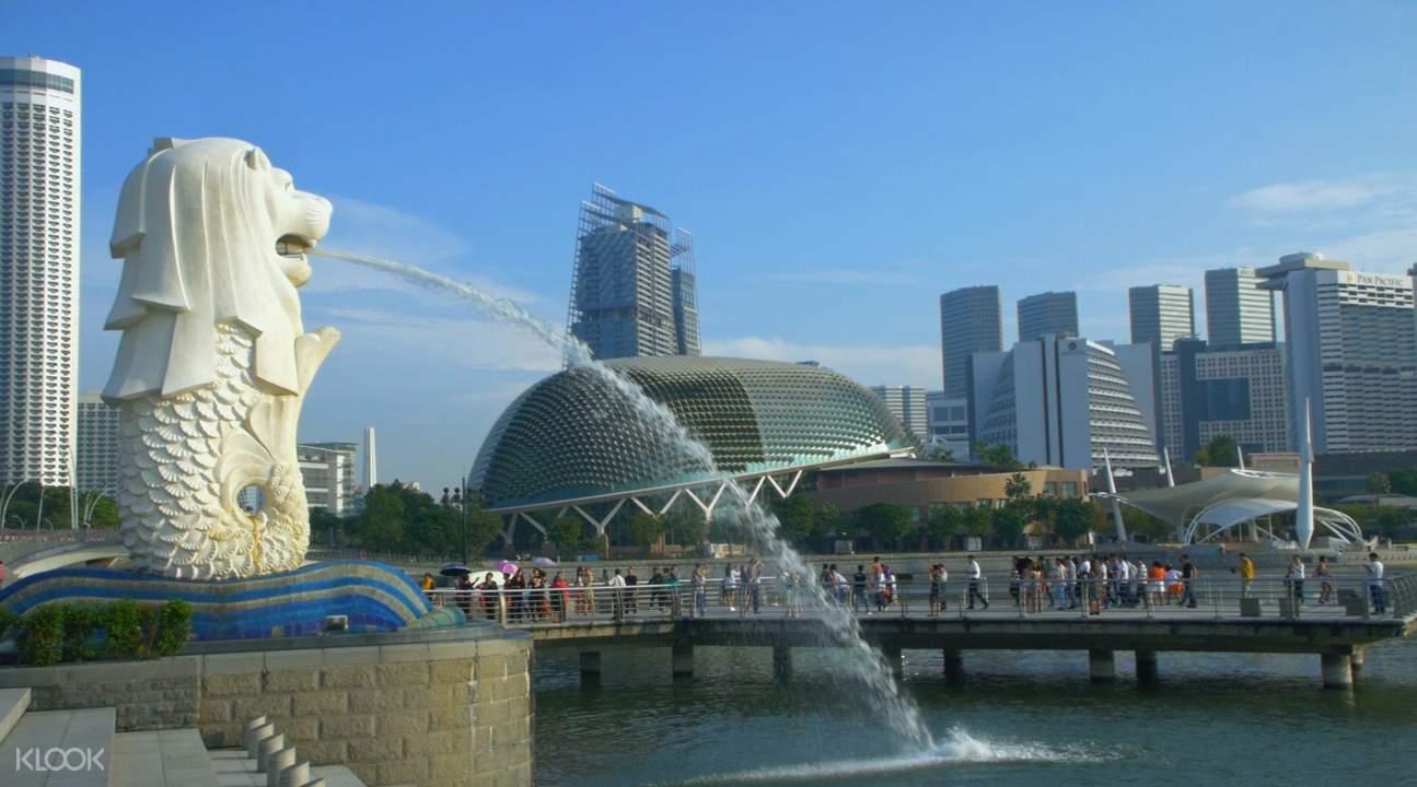 Singapore River boat cruise