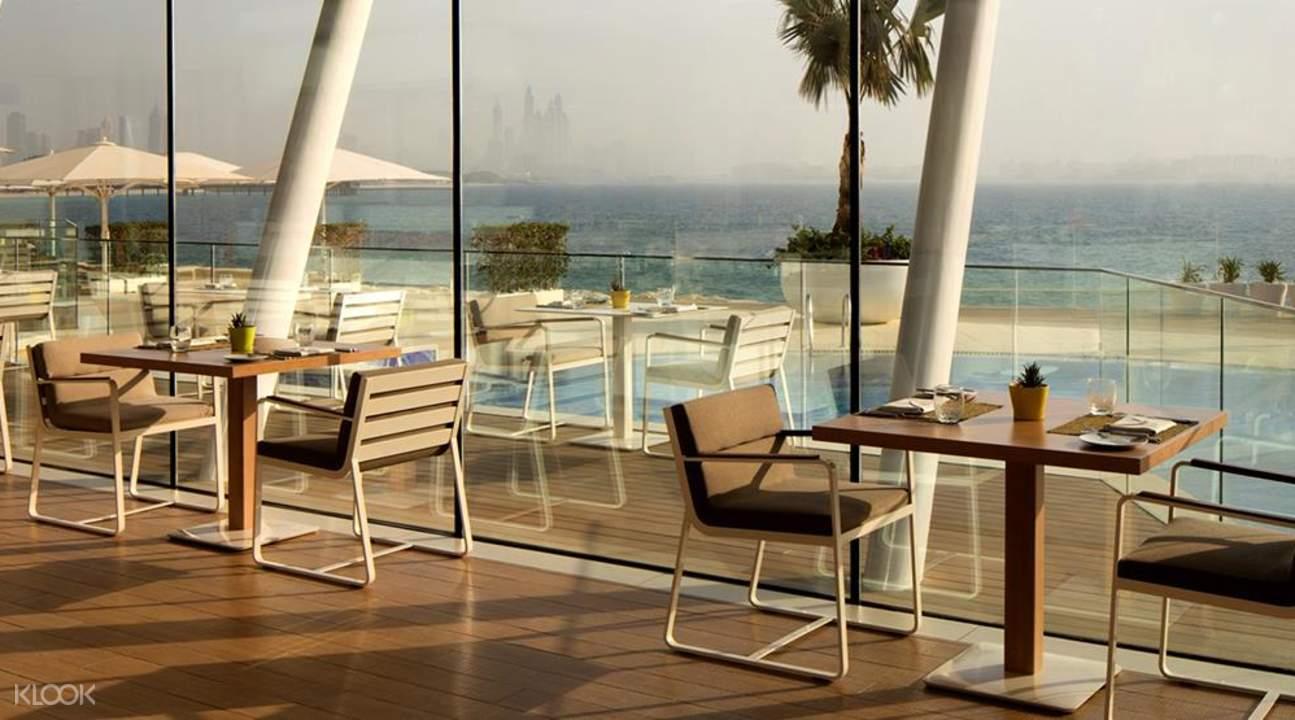 Bab Al Yam restaurant Dubai