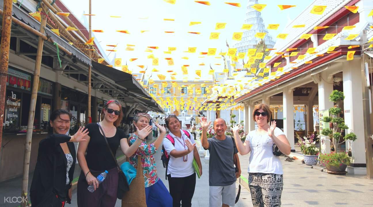 The Rattanakosin Story Walking Tour - Klook
