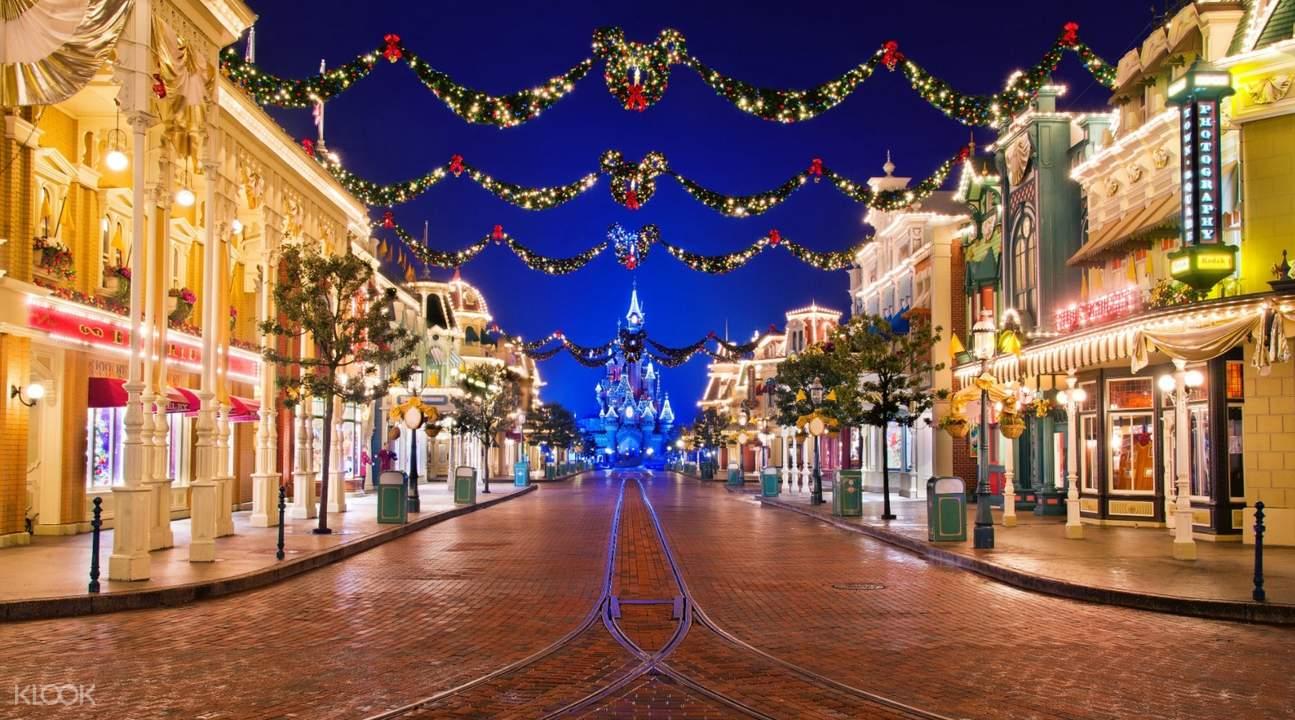 disneyland paris lights show