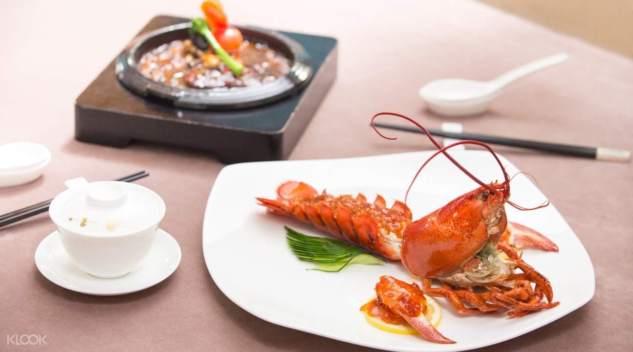 63 buffet pavilion restaurant in seoul