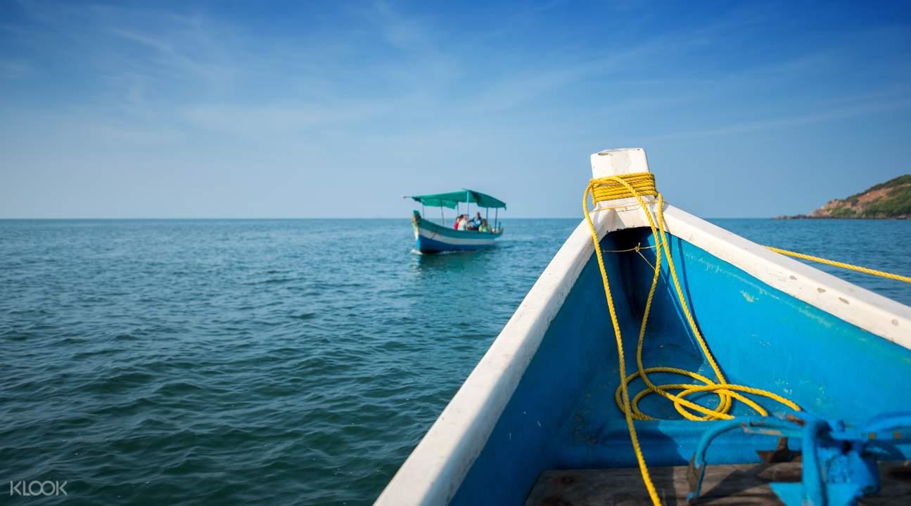 象島Kon Tiki潛水中心浮潛巡遊