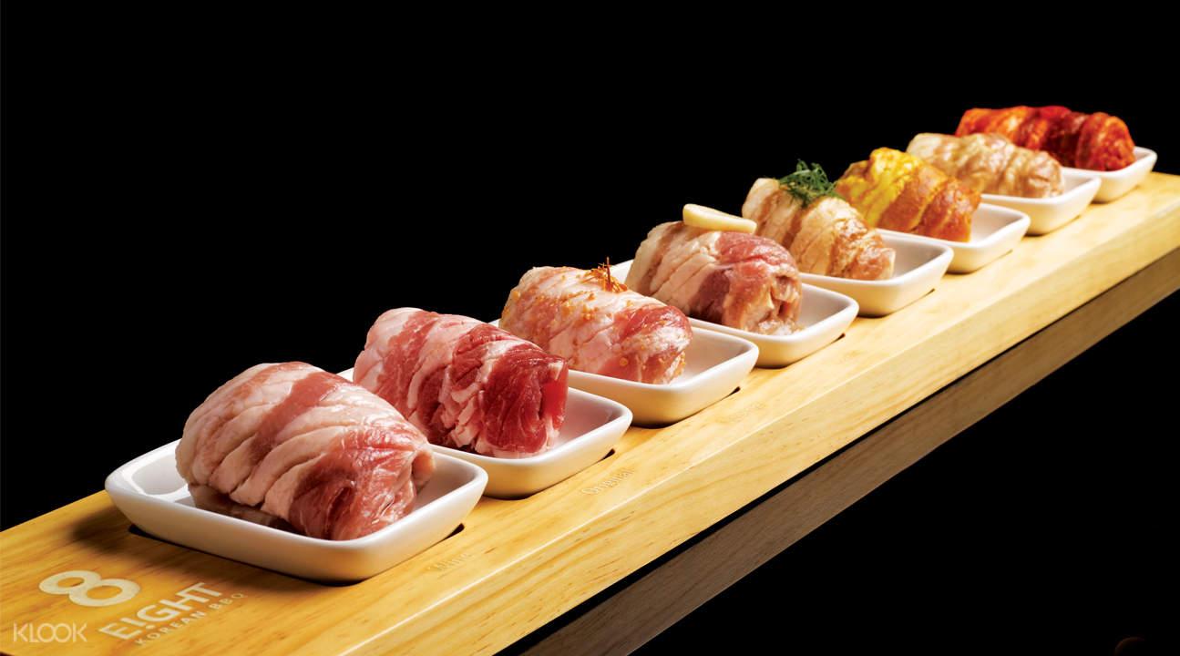 新加坡韓國烤肉8 Korean BBQ - 克拉碼頭
