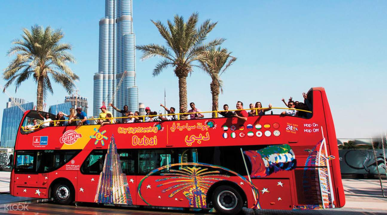iVenture Dubai unlimited sightseeing