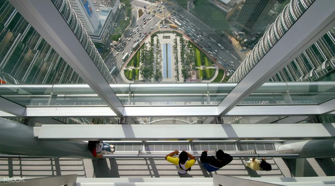 吉隆坡双子星塔
