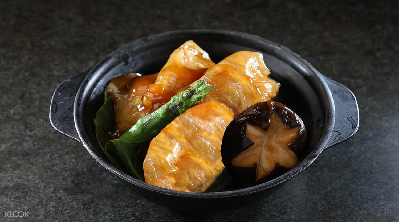 香港旺角禦滿屋日本料理