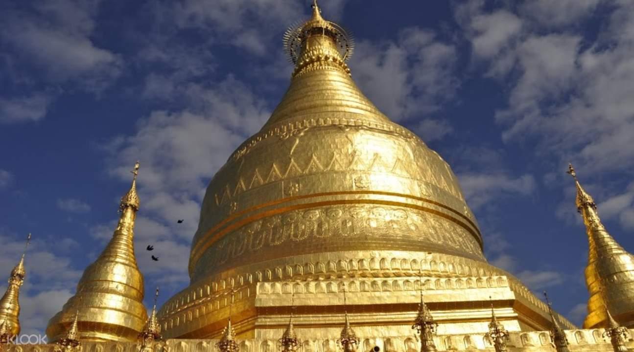 tour of temples bagan