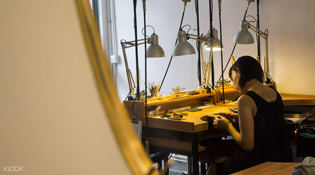 jewellery making workshop hong kong