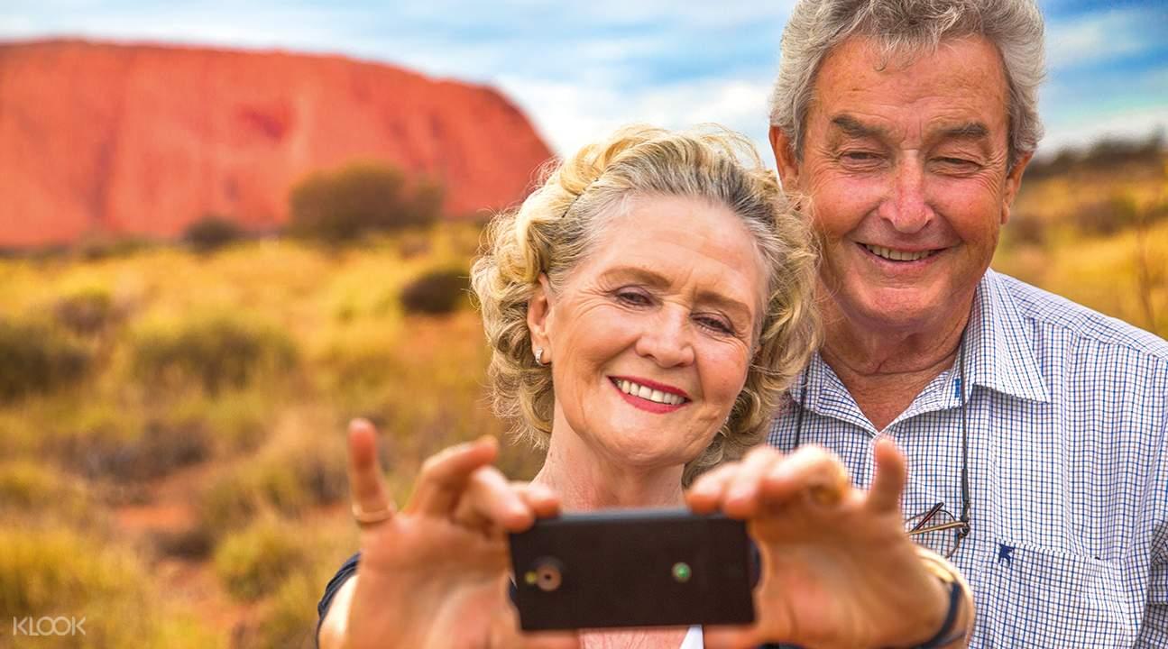 澳洲中部大岩石之旅