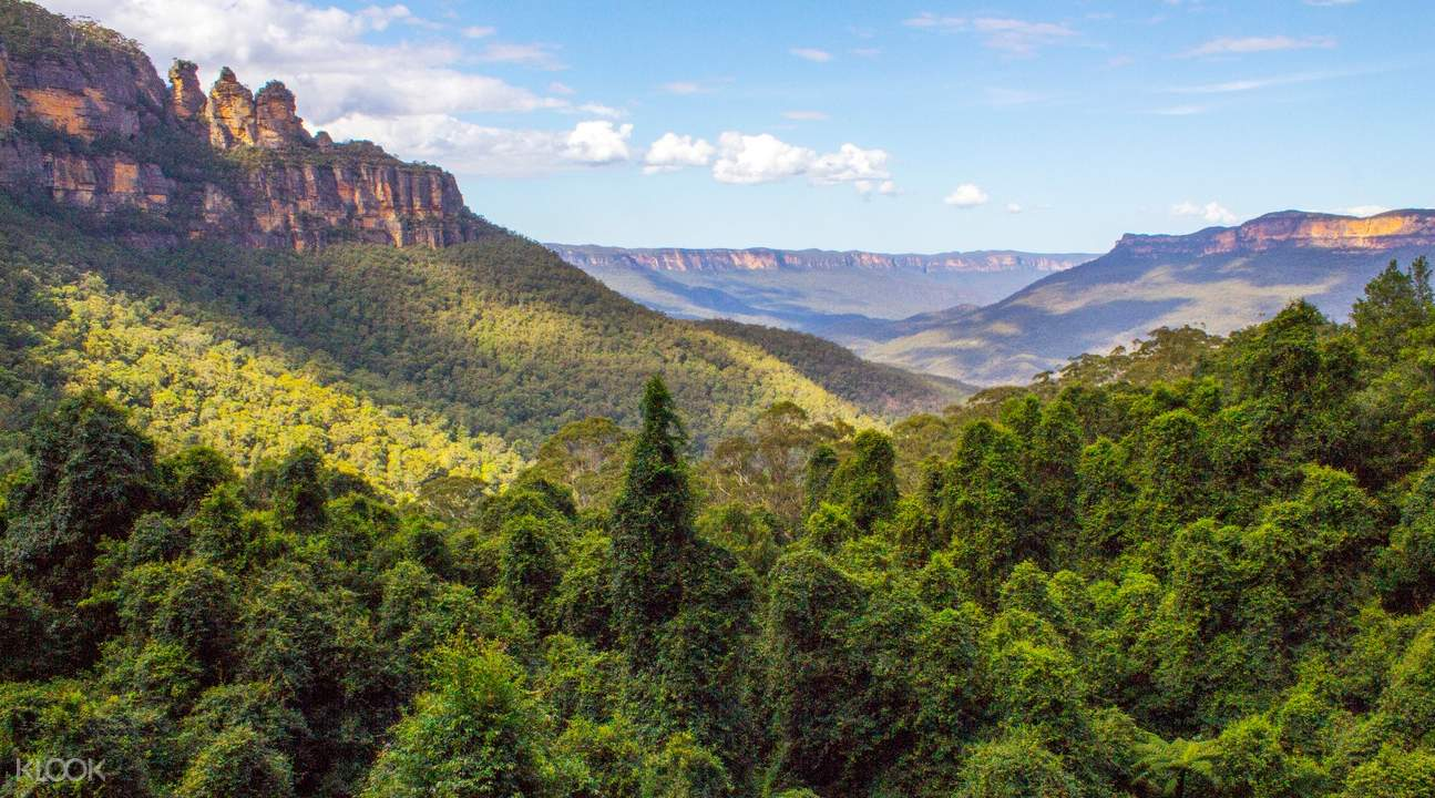 blue mountains full day tour
