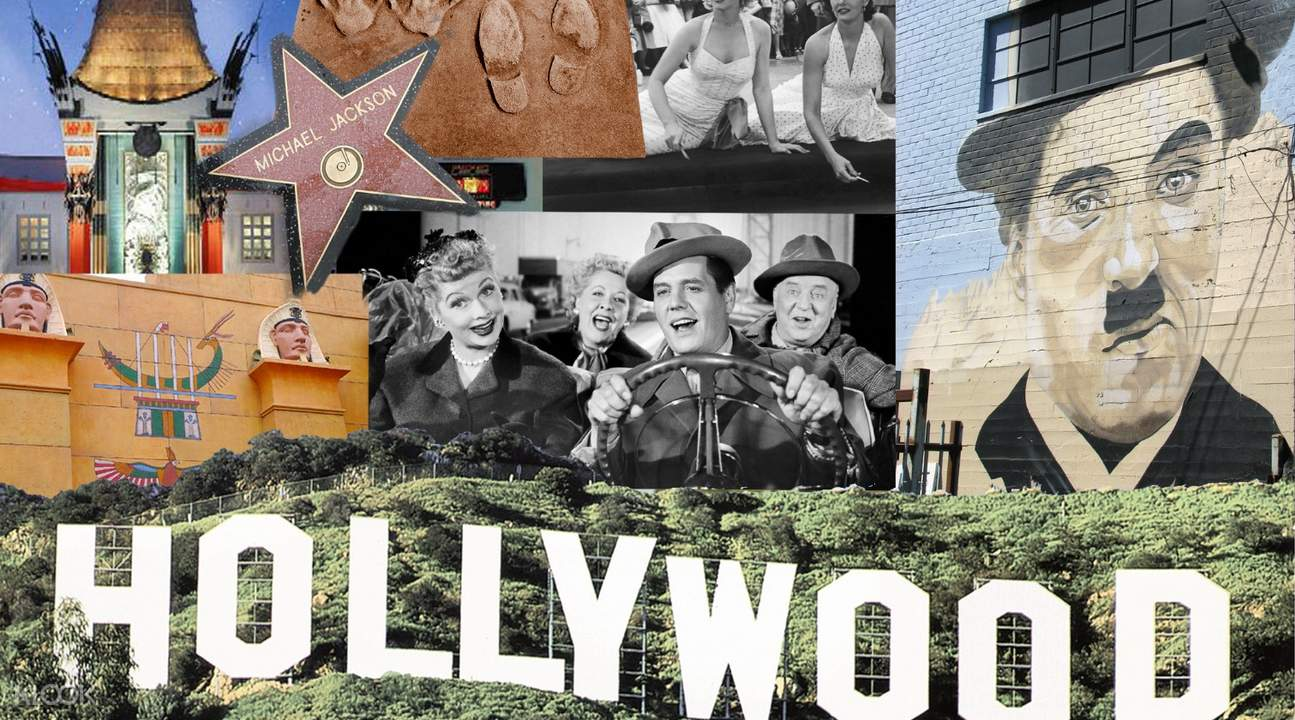 hollywood tour los angeles