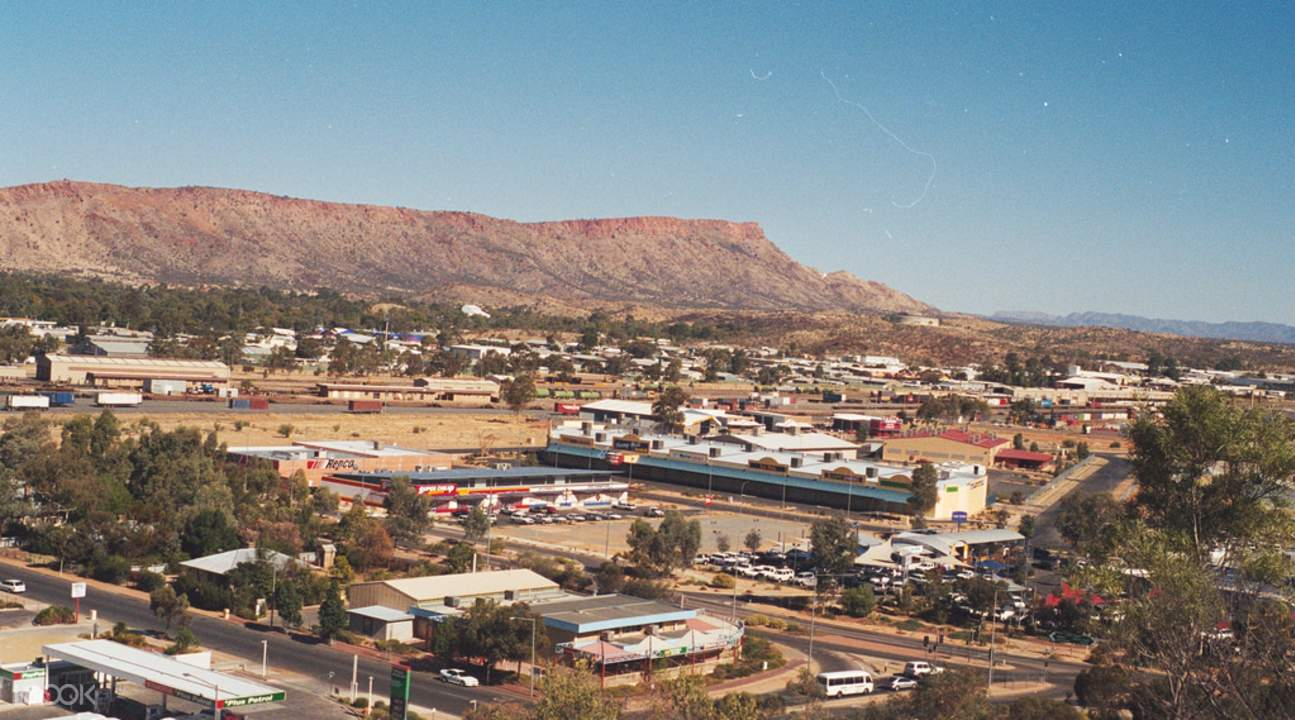 alice springs half day tour