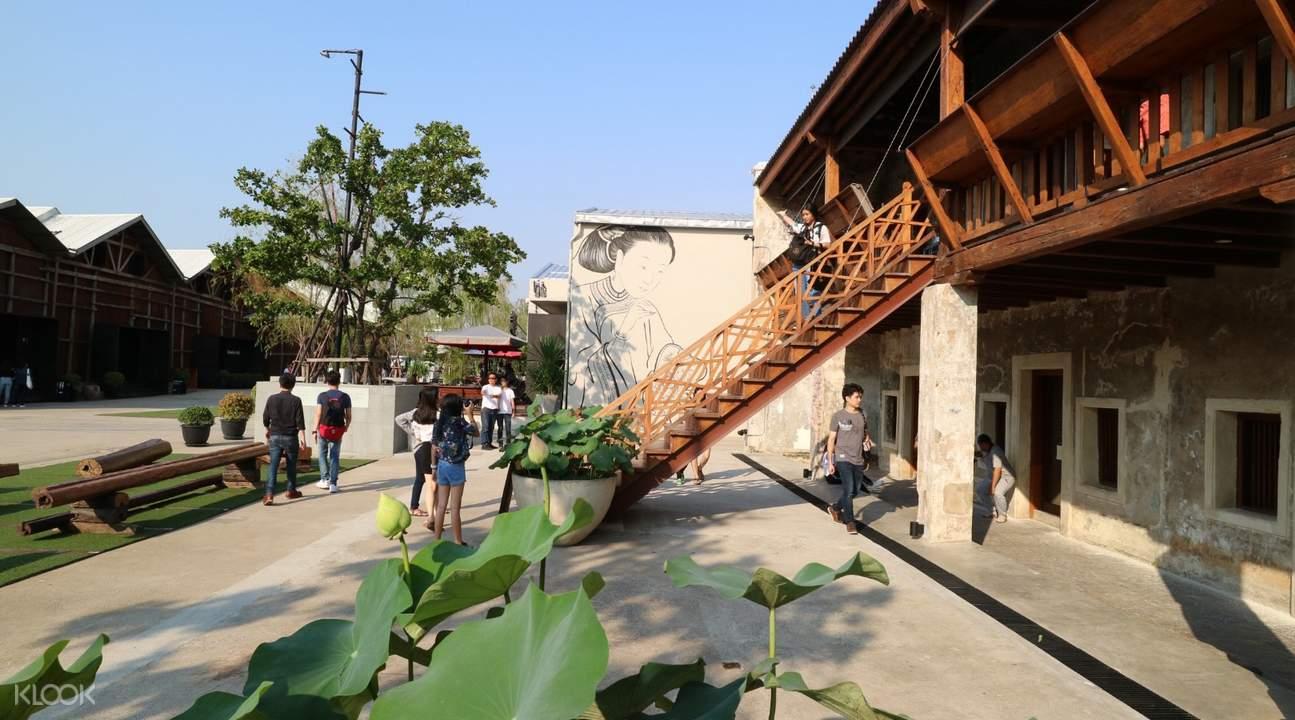 lhong 1919 art and culture day tour bangkok thailand