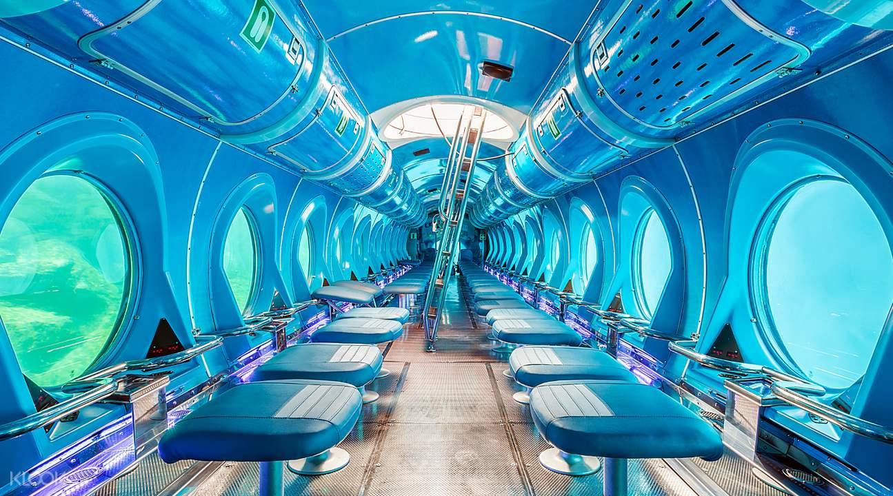 interior os submarine