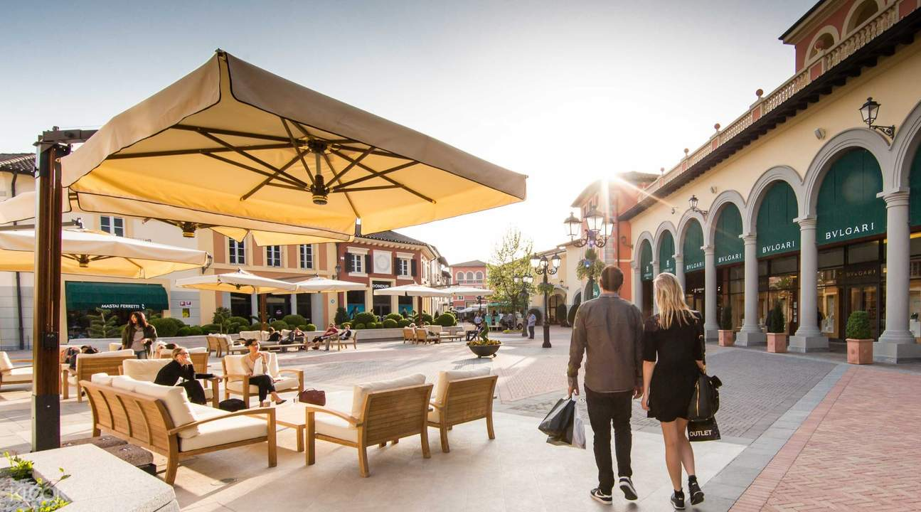 info for 18609 22e67 Private Serravalle Outlet Exclusive Shopping Trip from Milan, Italy - Klook