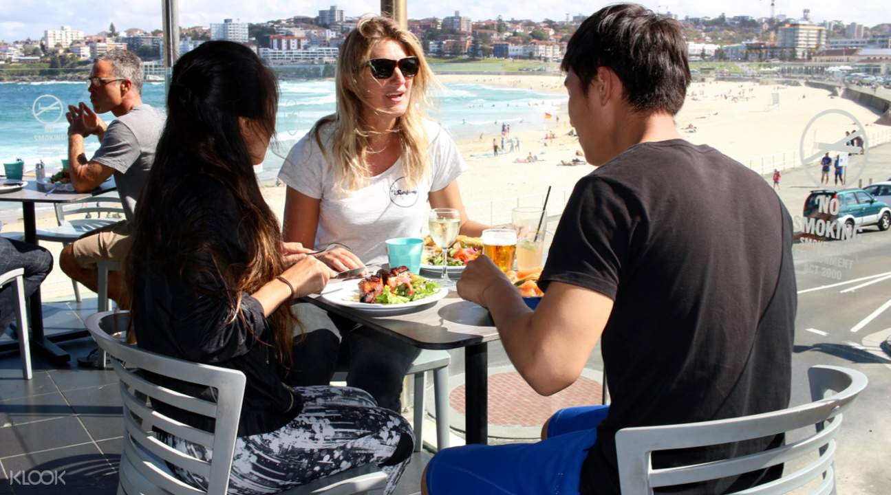 Bondi beach tour