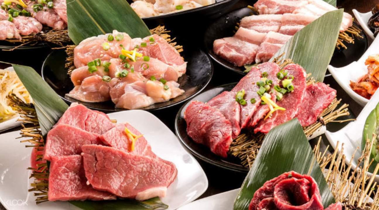 日本東京涉谷牛丸烤肉店 - 松阪牛肉