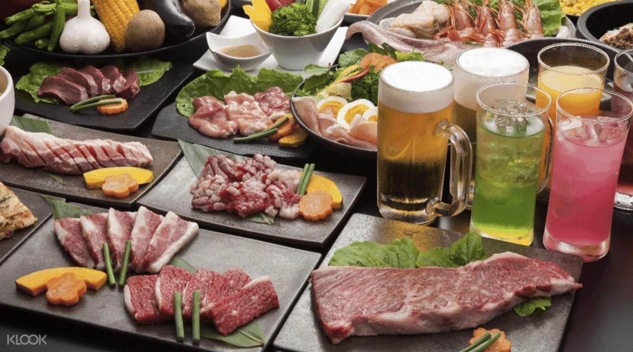 燒肉屋大牧場 精選和牛烤肉放題 - 日本橋