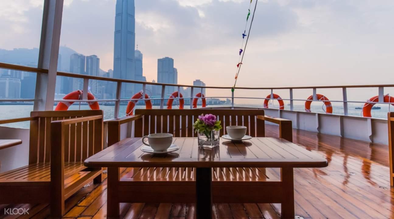 star ferry to hong kong disneyland