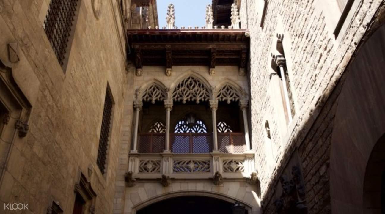 巴塞罗那城市观光(小团)