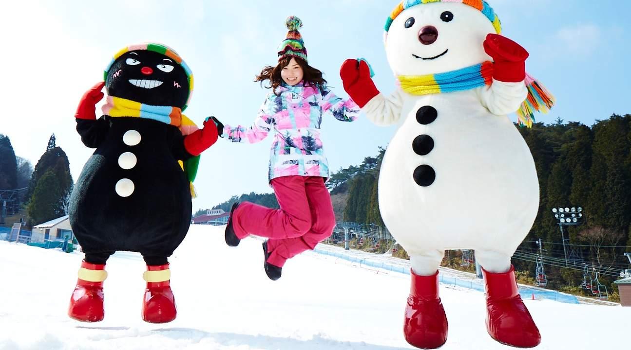六甲山滑雪乐园