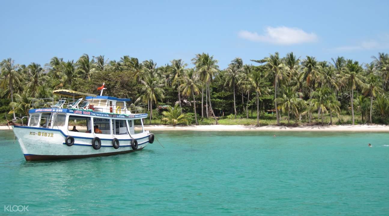 富国岛游船