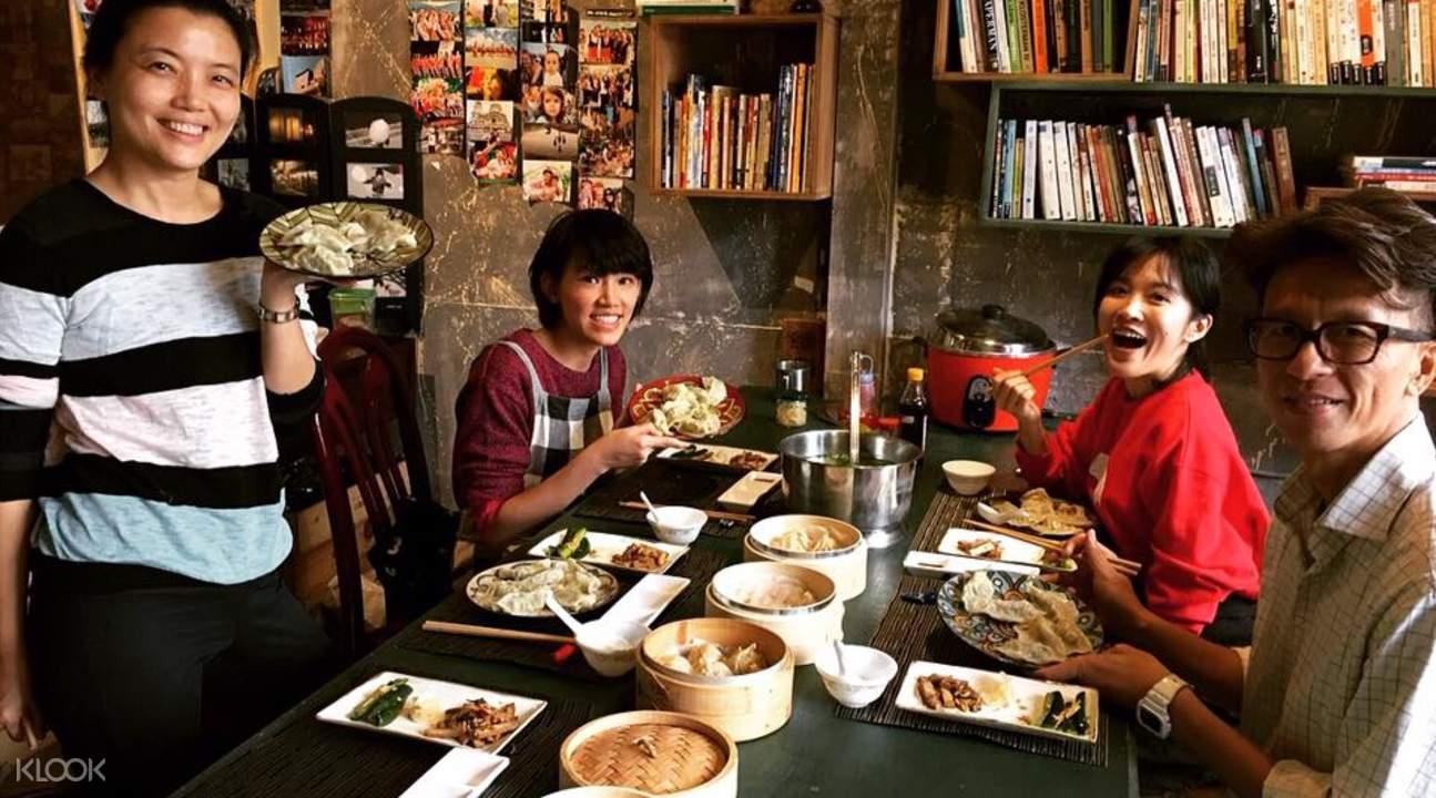 台北美食廚藝課堂
