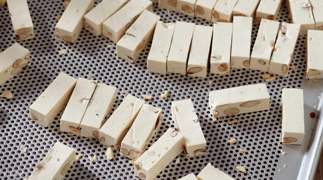 sugar and spice french nougat