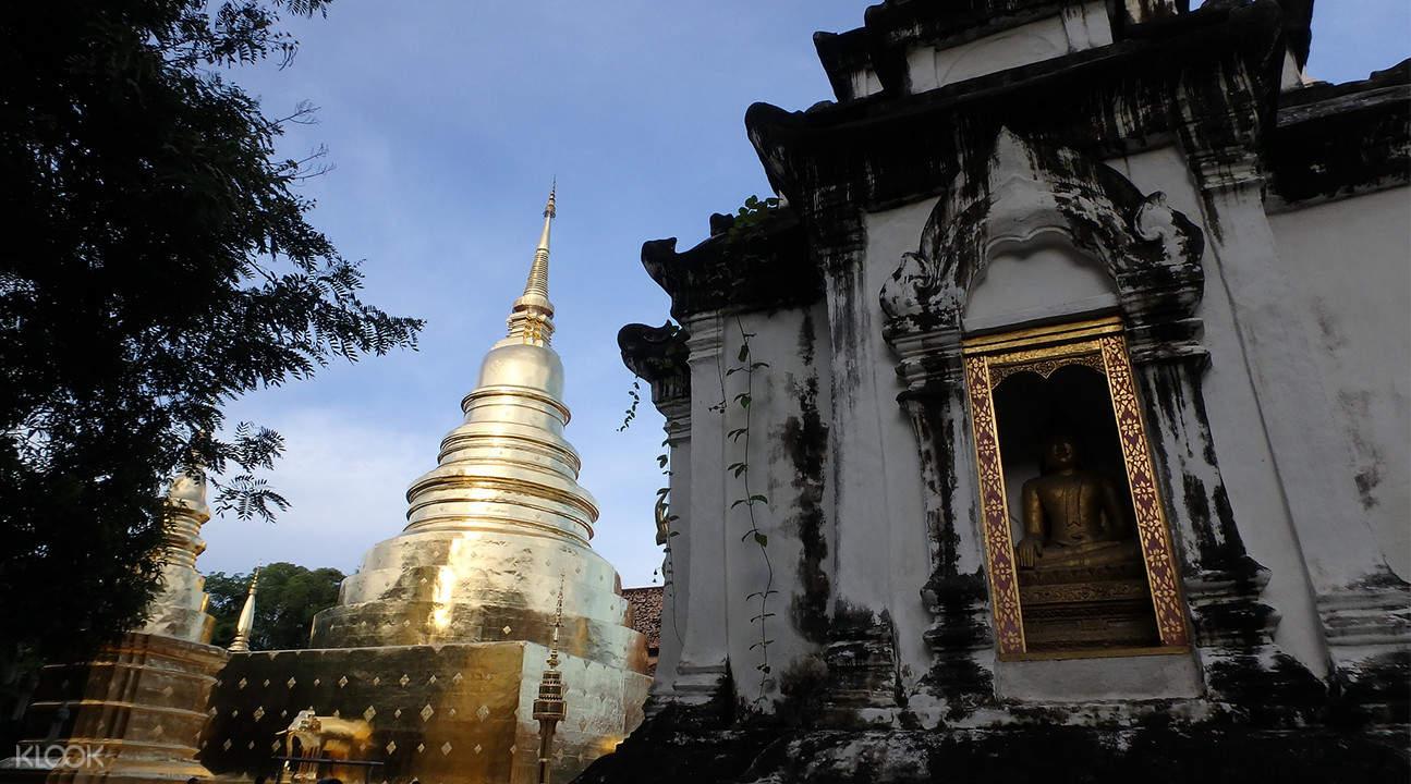 泰國清邁古城帕辛寺
