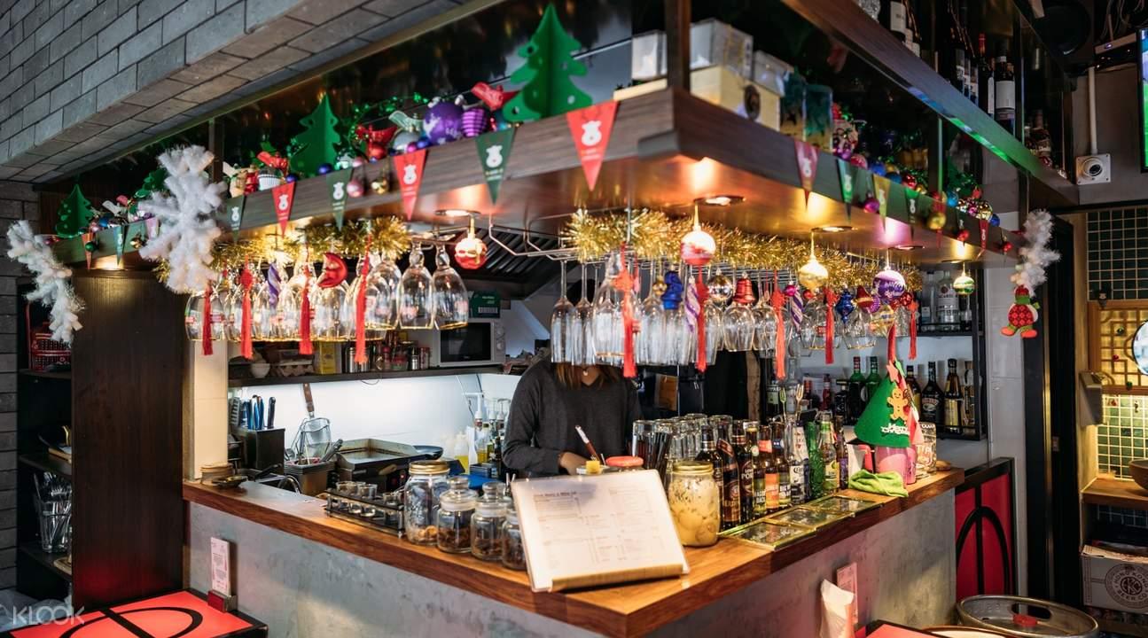 qipao bar central hong kong