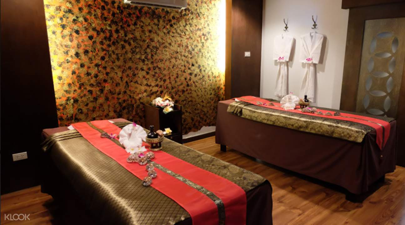 relaxing ambience Boossabakorn Spa in Krabi Thailand